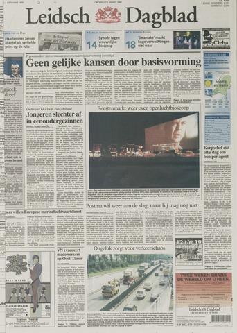 Leidsch Dagblad 1999-09-03