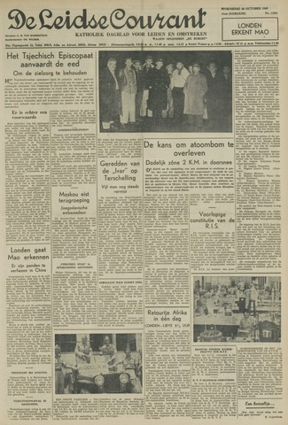 Leidse Courant 1949-10-26