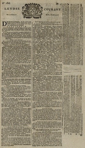 Leydse Courant 1807-02-09