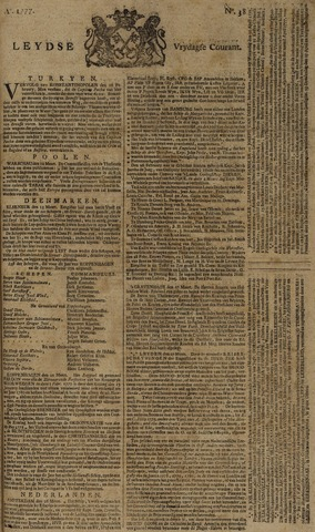 Leydse Courant 1777-03-28