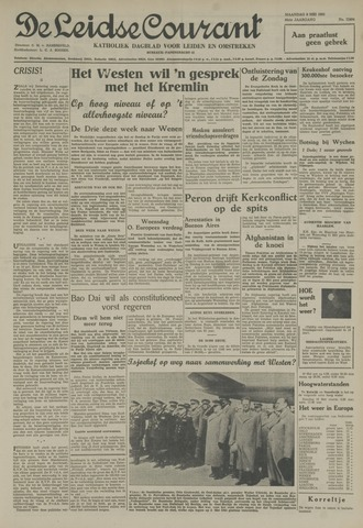 Leidse Courant 1955-05-09