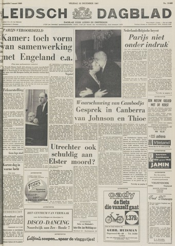 Leidsch Dagblad 1967-12-22