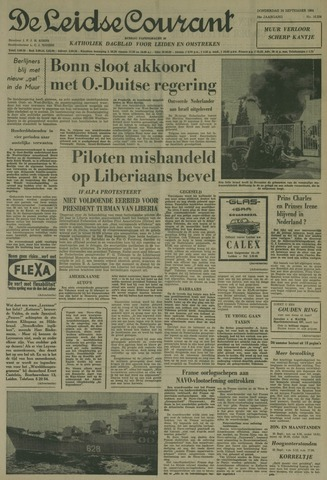 Leidse Courant 1964-09-24