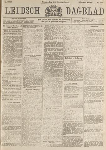 Leidsch Dagblad 1916-12-18