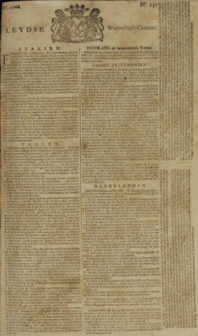 Leydse Courant 1766-12-31