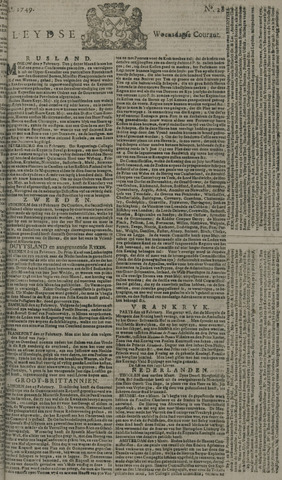 Leydse Courant 1749-03-05