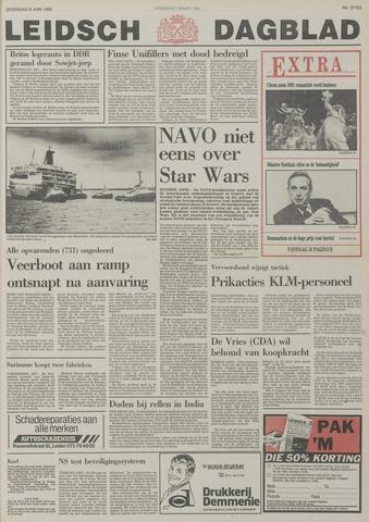 Leidsch Dagblad 1985-06-08