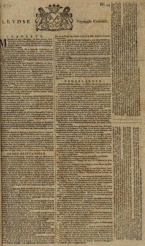 Leydse Courant 1777-03-07