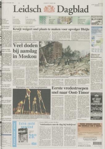 Leidsch Dagblad 1999-09-13