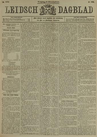 Leidsch Dagblad 1904-12-09