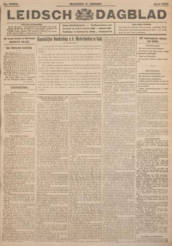 Leidsch Dagblad 1926-01-11