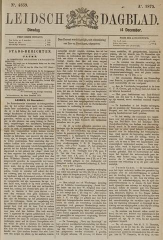 Leidsch Dagblad 1875-12-14