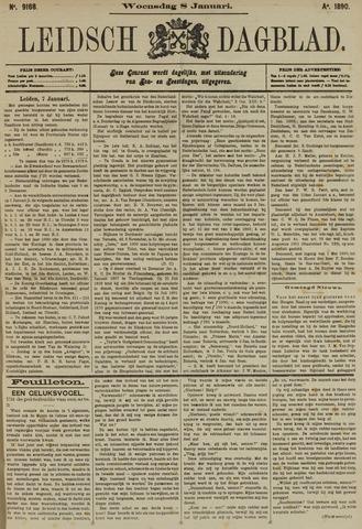 Leidsch Dagblad 1890-01-08