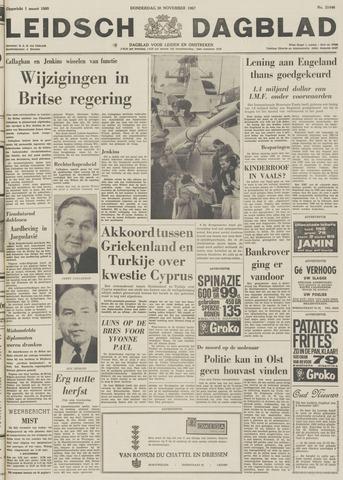 Leidsch Dagblad 1967-11-30