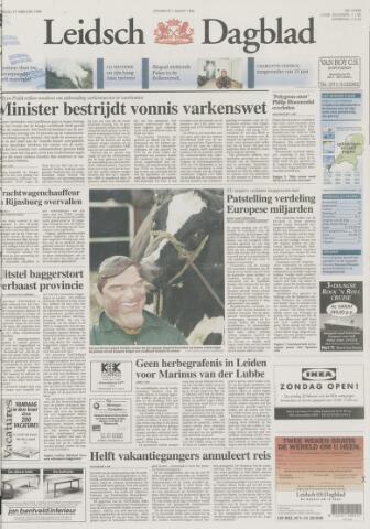 Leidsch Dagblad 1999-02-27
