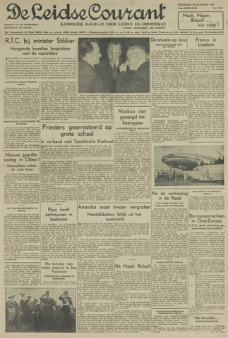 Leidse Courant 1949-10-24