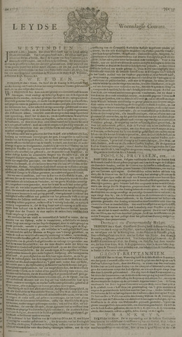 Leydse Courant 1725-03-21