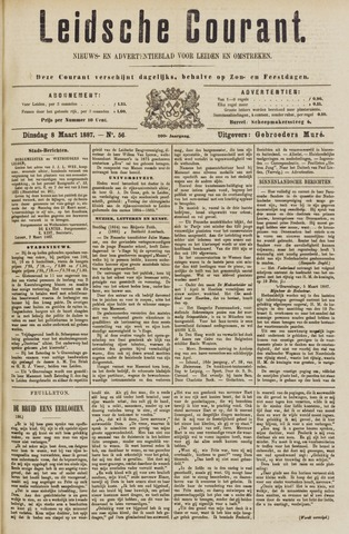 Leydse Courant 1887-03-08
