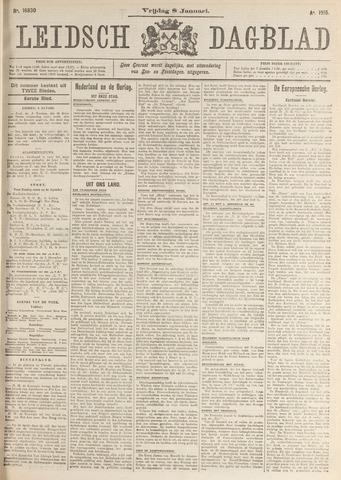 Leidsch Dagblad 1915-01-08