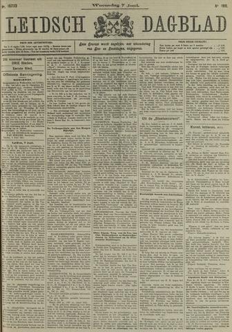 Leidsch Dagblad 1911-06-07