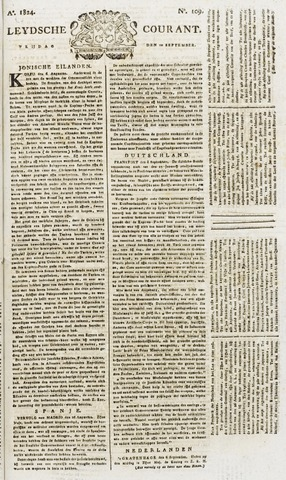 Leydse Courant 1824-09-10