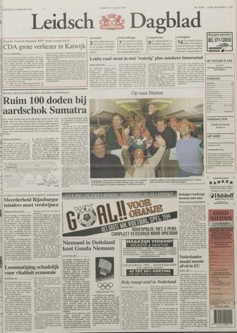 Leidsch Dagblad 1994-02-16