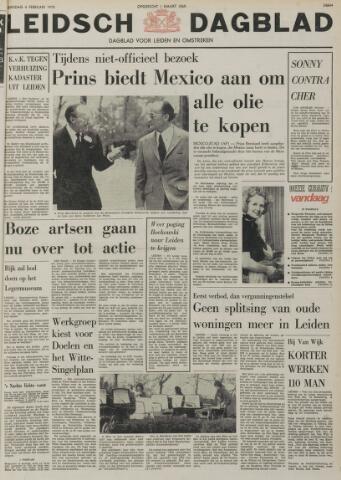 Leidsch Dagblad 1975-02-04