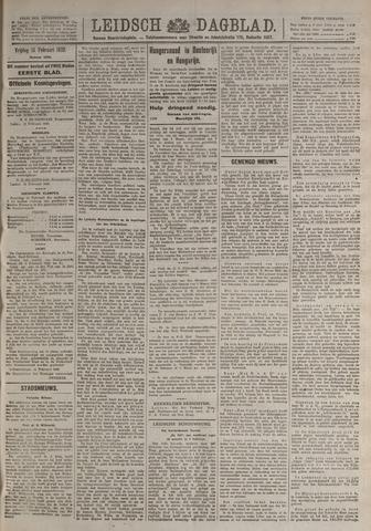 Leidsch Dagblad 1920-02-13