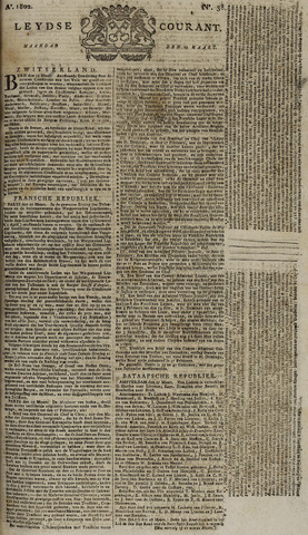 Leydse Courant 1802-03-29