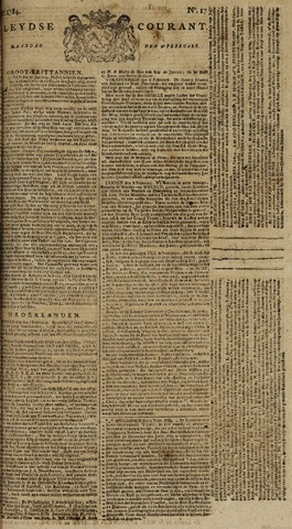 Leydse Courant 1784-02-09