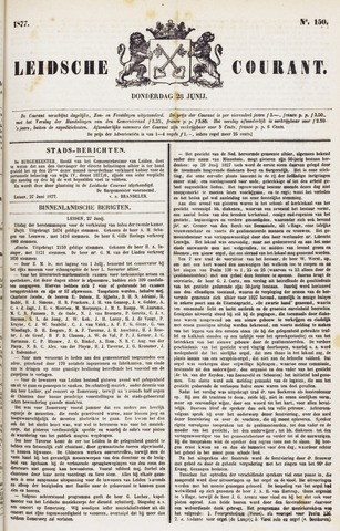 Leydse Courant 1877-06-28