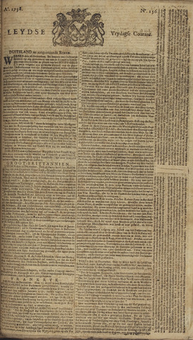 Leydse Courant 1758-12-29
