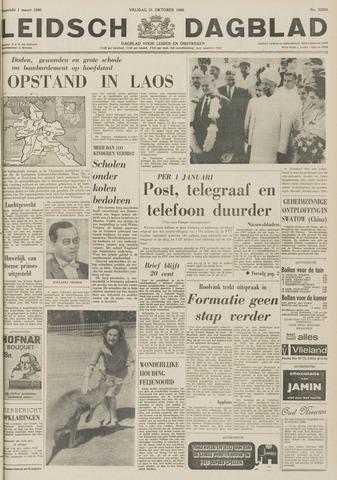 Leidsch Dagblad 1966-10-21