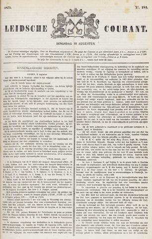 Leydse Courant 1875-08-10