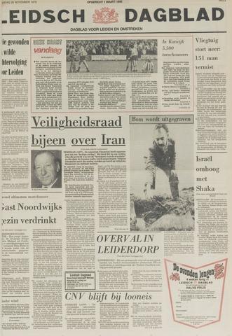 Leidsch Dagblad 1979-11-26