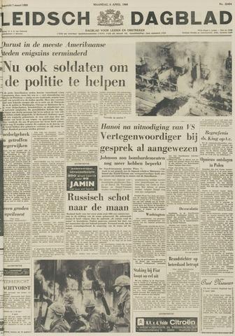 Leidsch Dagblad 1968-04-08