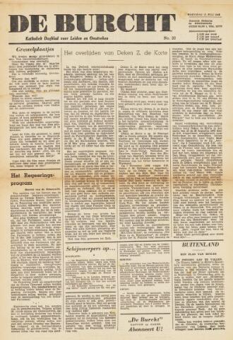 De Burcht 1945-07-11