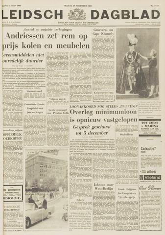 Leidsch Dagblad 1963-11-29