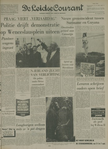 Leidse Courant 1969-08-20