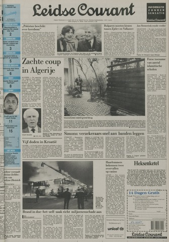 Leidse Courant 1992-01-13