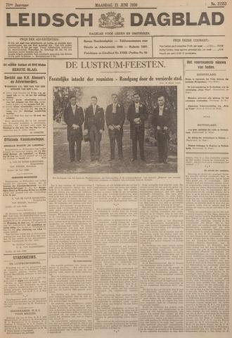 Leidsch Dagblad 1930-06-23