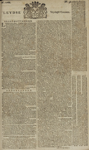 Leydse Courant 1766-03-28