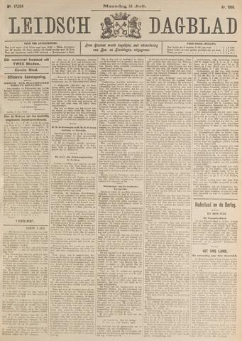 Leidsch Dagblad 1916-07-03