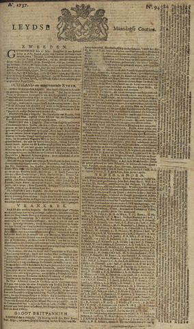 Leydse Courant 1757-08-08
