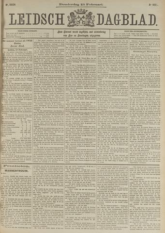 Leidsch Dagblad 1896-02-13