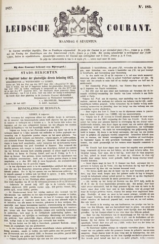 Leydse Courant 1877-08-06