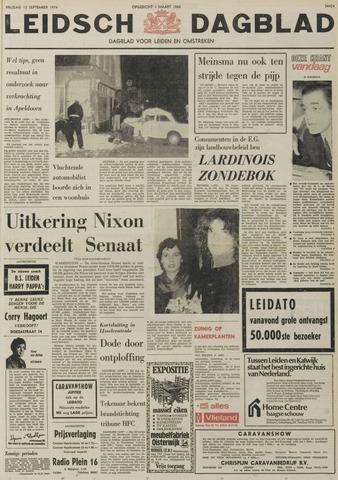 Leidsch Dagblad 1974-09-13