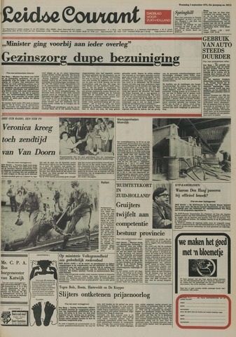 Leidse Courant 1975-09-03