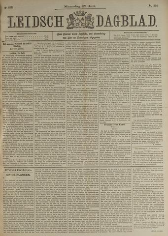 Leidsch Dagblad 1896-07-27