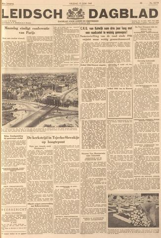 Leidsch Dagblad 1949-06-17